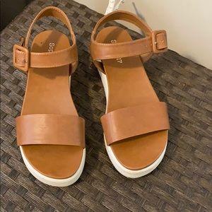 Other - Sophia17 girls Marlow platform sandals. Sz 2